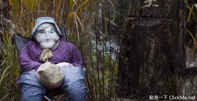 墨西哥有座知名的恐怖娃娃岛,但在离我们很近的国家  日本德岛县三好