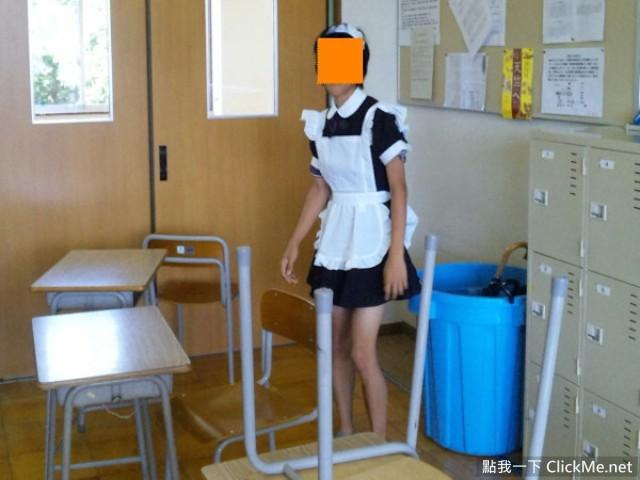 《日本男校的疯狂日常生活照》隔了一座校门就像到了