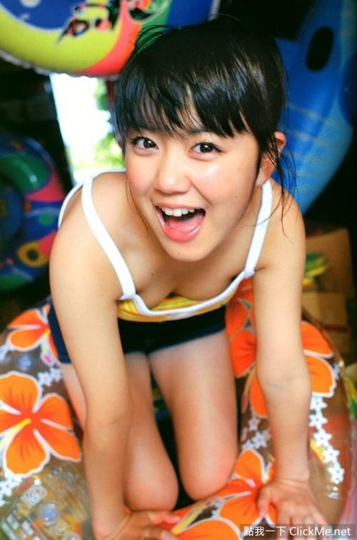 日本女孩太早熟了!