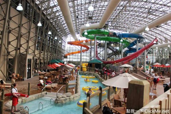 世界最大的3大室內水上樂園,今夏目標就決定是你了!