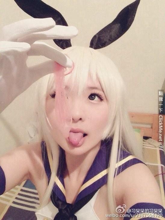 画像,中国の美人コスプレイヤー 习呆呆 (Xidaidai)の流出ハメ撮り画像・動画まとめ。