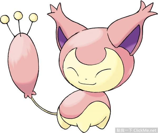 721种神奇宝贝大票选,最可爱的pokémon就是这10只!