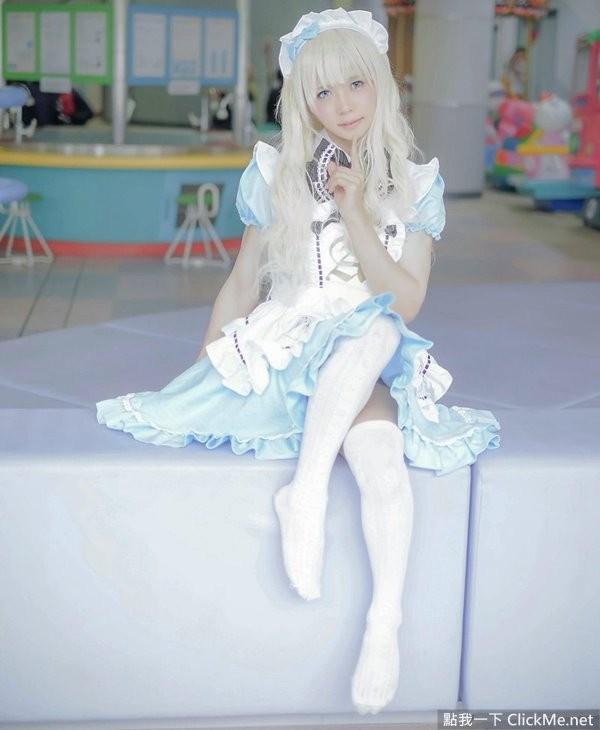日本超甜美伪娘 榎本玲依 超美的长腿让女孩子瞬间都哭了图片