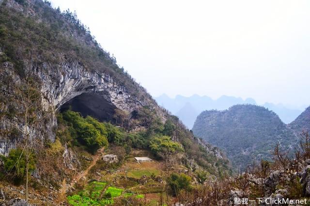 亞洲最後的穴居部落《中洞苗寨》,想當山頂洞人沒這麼簡單!