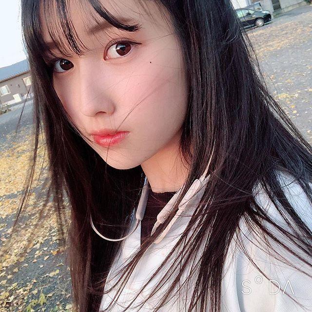 18岁被人称为『神颜』森嶋あんり的妹子能有多好看?插图3