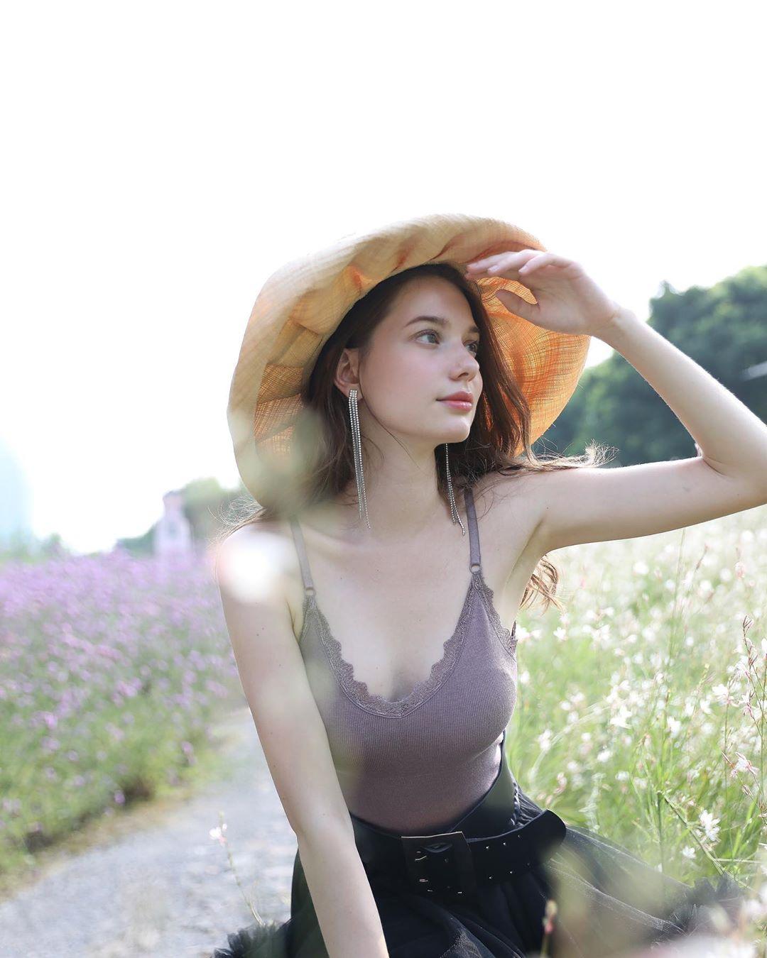 四国混血美女Anastasia Cebulska梦幻颜值惊呆网友 美图 热图3