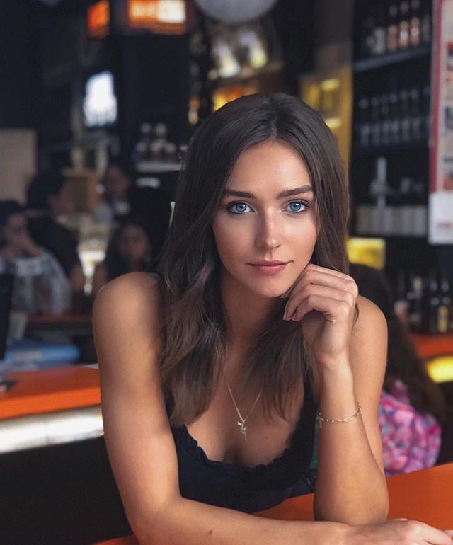 勾人靈魂的藍眸天使Rachel Cook,高顏值與絕美雙瞳讓你瞬間戀愛[26P]