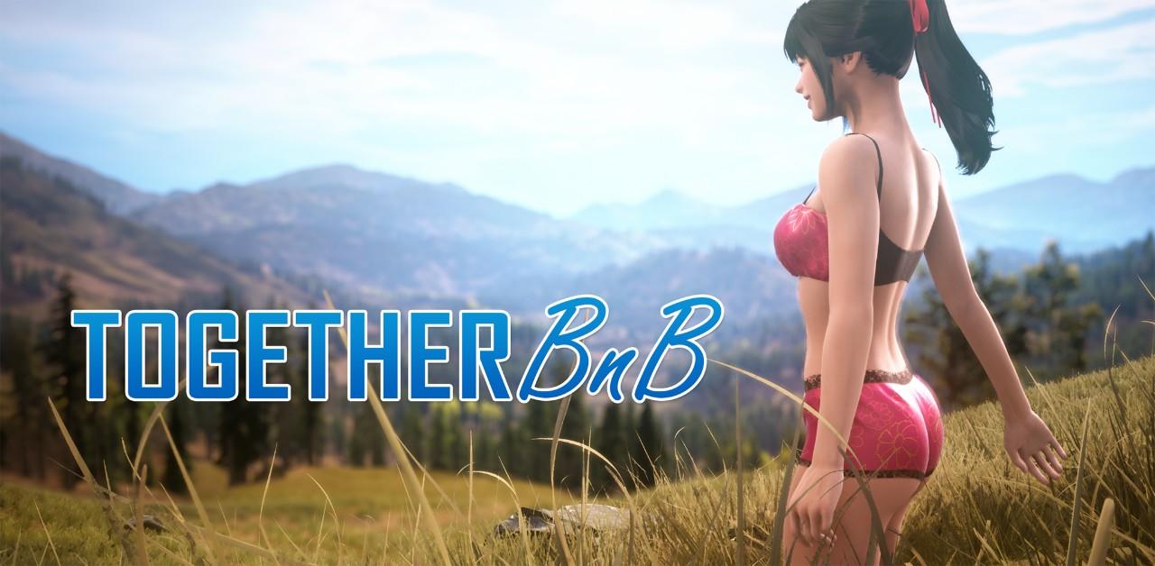 女主像高嘉瑜?3D国产18禁游戏《Together BnB》开发中!