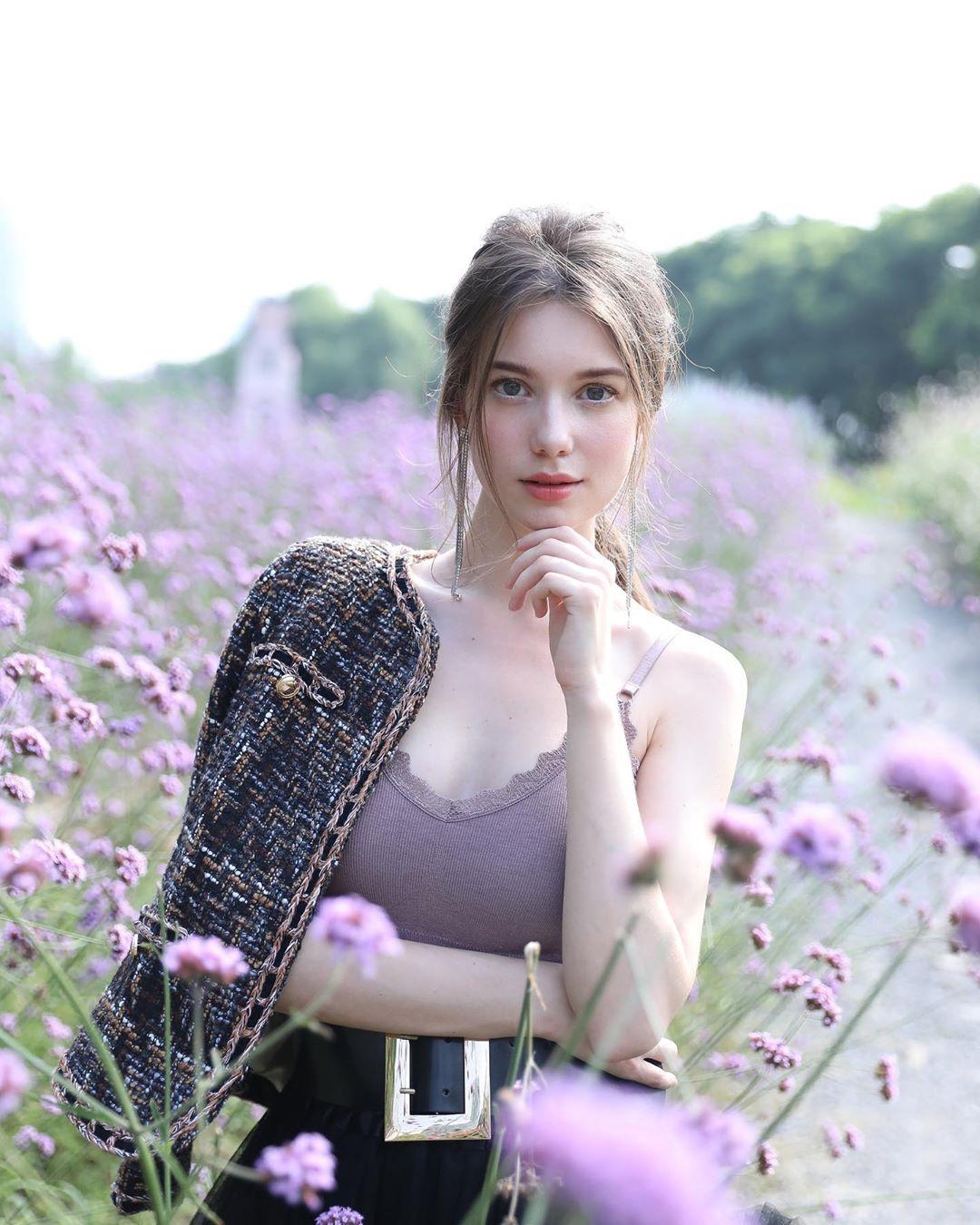 四国混血美女Anastasia Cebulska梦幻颜值惊呆网友 美图 热图4