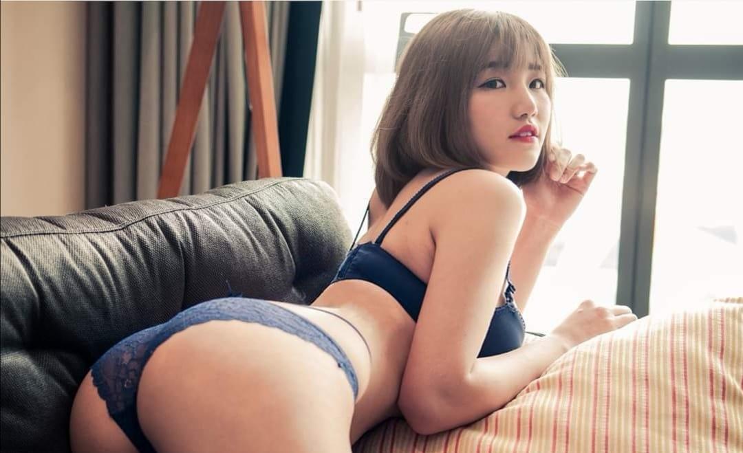 马来西亚萌妹《糖糖Pui Yi》酥胸甜笑迷死眾多男網友 男人文娱 热图18