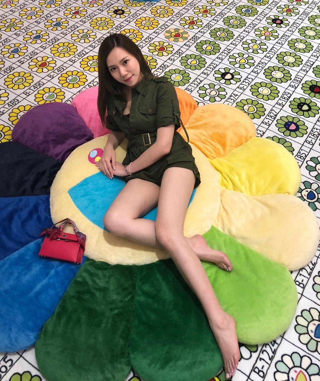 仙气百分百!绝正香港甜心《Mangie Lo》白嫩肉体美出新高度! 美女图片 第5张