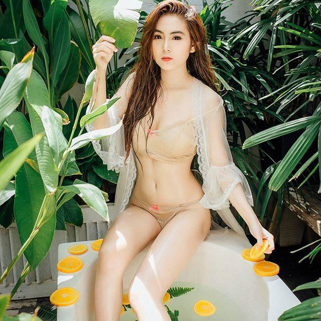 引起学生暴动!準小学美女教师《Nam Tran》极正美颜让网友想再念一次书!
